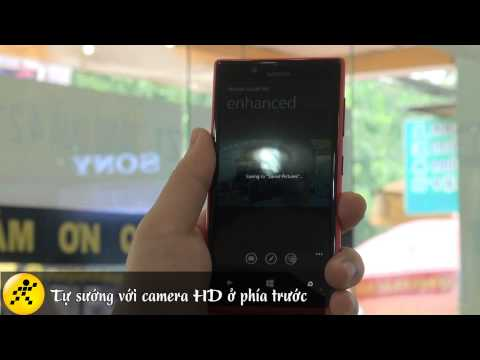Video về Nokia Lumia 720