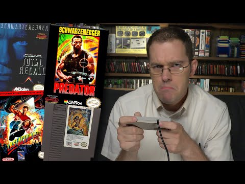 Video Schwarzenegger Games - Angry Video Game Nerd - Episode 107 download in MP3, 3GP, MP4, WEBM, AVI, FLV January 2017