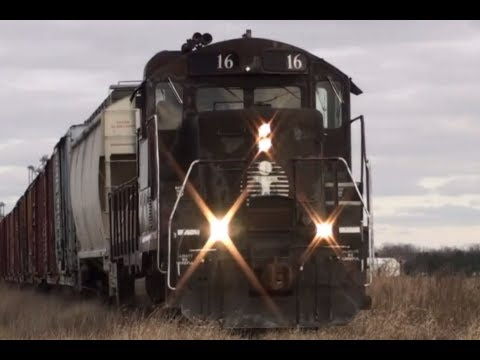 World's Worst Maintained Railroad (Full Video)