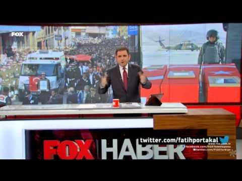 Info - Bizimyol.info - Fatih Portakaldan PKK-ya sərt sözlər.