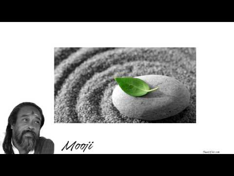 "Mooji Guided Meditation: ""A Taste of Presence"""