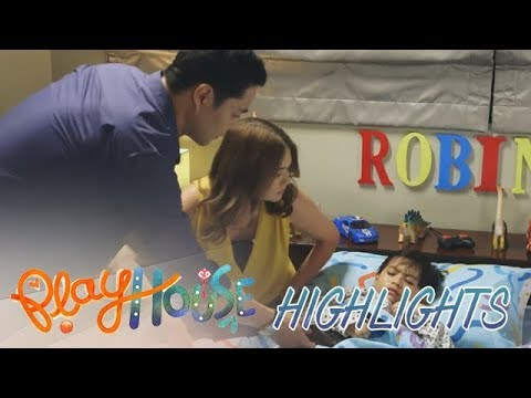 Playhouse: Patty and Marlon can't resist to leave Robin  | EP 5