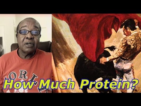 How Much Protein? – Bodybuilding Tips To Get Big