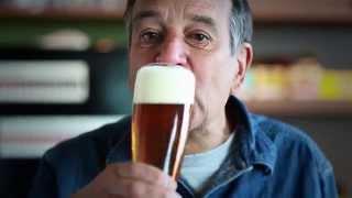 Sự kết hợp giữa bia và khí heli :p