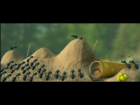 MINUSCULE (Valley Of The Lost Ants) -  Battle Scene Part 3/4