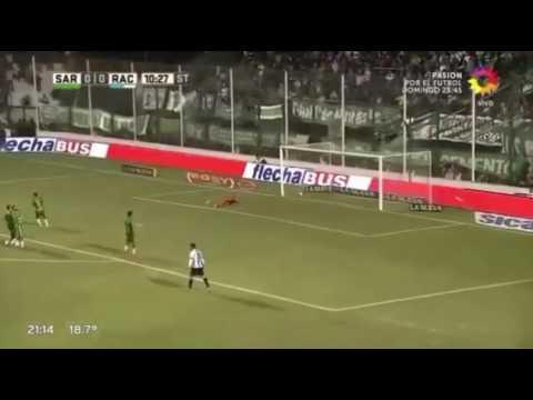 1 a 0 de Lautaro Martinez a Sarmiento
