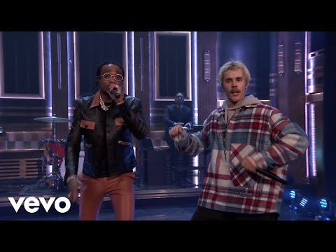 Video Intentions (Live On The Tonight Show Starring Jimmy Fallon / 2020) download in MP3, 3GP, MP4, WEBM, AVI, FLV January 2017