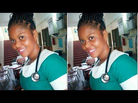 Breaking News: Another Ghanaian Nurse Georgina Boamah Leake  Video