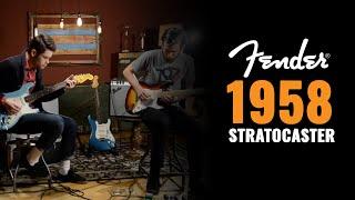 Video 1958 Fender Stratocaster & Fender Custom Shop '59 Stratocasters   Guitar Demo MP3, 3GP, MP4, WEBM, AVI, FLV Juni 2018
