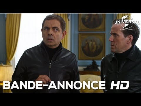 Johnny English Contre-Attaque / Bande-Annonce Officielle 2 VF [Au cinéma le 10 Octobre]