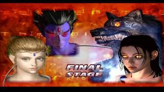 #707 Tekken Tag Tournament (ARC) Hidden Characters (3/12): Devil and Angel playthrough.