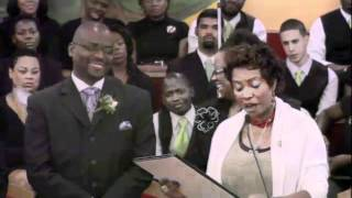 Pastor Warner Richards And Wife Recieves Award From Congress