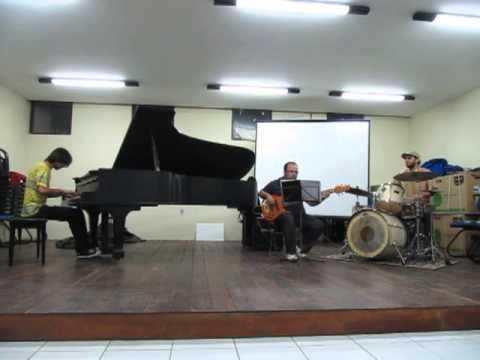 Cruz do Espirito Santo (Salomão S.) - Salomão Soares, Rainere Travassos, Dennis Bulhões