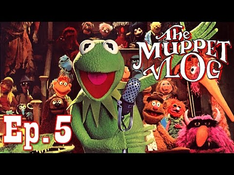 The Muppet Show Ep. 5: Rita Moreno - The Muppet Vlog