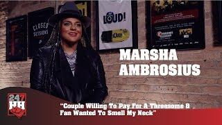 Marsha Ambrosius - Couple Wanted A Threesome & Fan Wanted To Smell My Neck (247HH Wild Tour Stories)