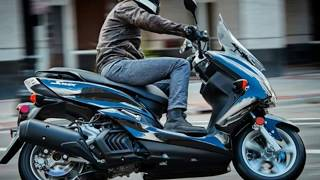 1. The Hot All New 2017 Yamaha Smax Base Spec