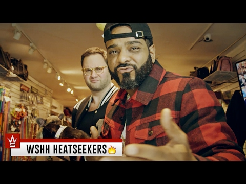 Will Roush Ft. Jim Jones  - Bruh Bruh