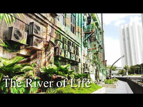 Walk around Chinatown and The River of Life   Kuala Lumpur