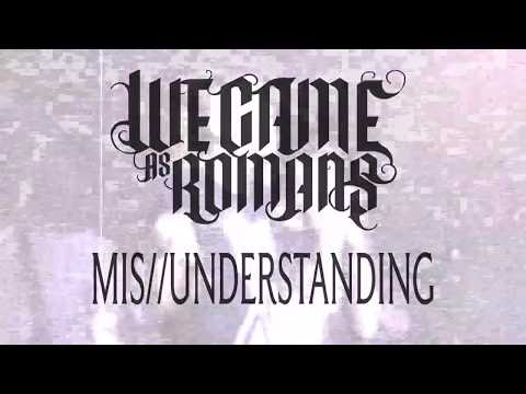 Mis//Understanding (Lyric Video)