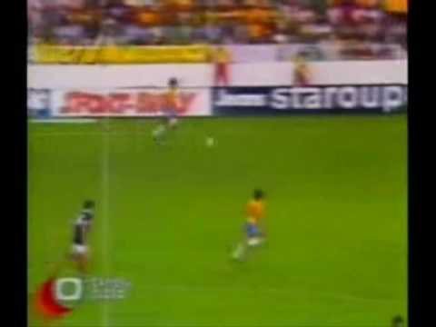 espana '82: brasile - scozia 4-1!