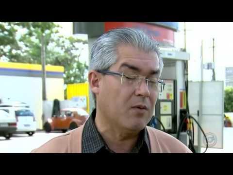 Jales - Consumidores não acreditam nas explicações do aumento do ETANOL em Jales e promovem boicote aos postos, matéria foi exibida pela TV TEM.