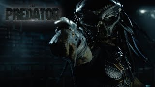 "VIDEO: THE PREDATOR – ""The Team"" Clip"