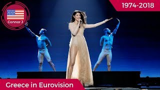 Video Greece In Eurovision: All Entries (1974-2018) MP3, 3GP, MP4, WEBM, AVI, FLV Maret 2019