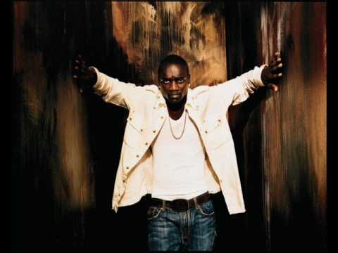 Akon Feat Zion -  I Love The Way She Moves