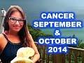 CANCER September and October 2014