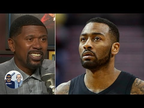 Video: Jalen Rose has a one-word reaction to John Wall's latest comments | Jalen & Jacoby