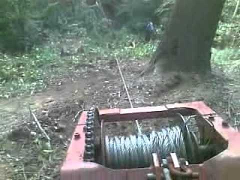 homemade vitlo cekrk 1 darosava vitla traktorska na prodaju 5