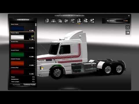 Euro Truck Simulator 2 Scania 112HW para Scania 113 (Logitech G25):  ===========LEIAM A DESCRIÇÃO=================Ta ai pessoal minha nova Scania e ainda hoje faço uma viagem pra vocês ok? Abraço espero que gostem!!! Galera é o seguinte nos meus 2 ultimos vídeos sem contar esse o pessoal falou que meu audio ta baixo e eu pensei no seguinte: esses 2 ultimos vídeos eu dei upload neles com o formato mt2s e os outros estão em wmv só que se eu salvo em wmv a resolução fica 1440x(não lembro k) e em mt2s fica em Full HD (1920x1080) só que eu quando renderizei esse vídeo o windows colocou ele pra eu assistir em windows media classic e eu fui colocar em windows media player e percebi que fica mais alto. Então é o seguinte me falem se o audio deste vídeo ficou baixo tambem por favor ok? Eu vou tentar resolver o audio se continuar assim mas eu acho melhor assim do que o vídeo com som alto mas resolução menor mas isso a gente ve com calma =D até a próxima e obrigado por tudo!!!! Ah me esqueci meu skype ai pra quem quiser: DaniiilO-GamerLink do mod: http://www.eurotruck2.com.br/2013/06/caminhao-pack-de-21-caminhoes.html
