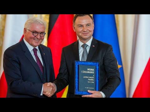 Steinmeier wirbt in Polen fГr europГisches Wir-GefГhl