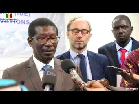 Consultation Régionale sur la mobilisation des Investissements Directs Étrangers pour les STI - Point de presse