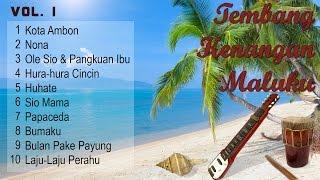 Tembang Kenangan Maluku : Vol  1