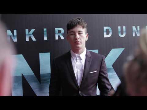 Dunkirk - Dublin Premiere Highlights