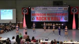 Crazy Chick´s - Bayerische Meisterschaft 2014