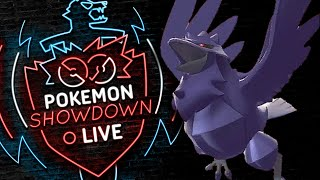 Enter CORVIKNIGHT! Pokemon Sword and Shield! Corviknight Pokemon Showdown Live! by PokeaimMD