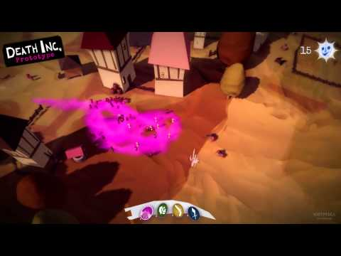 Quick Look: Death Inc. Demo – with Gameplay Video