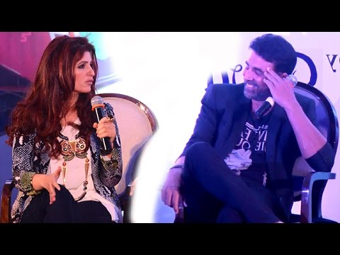 Akshay kumar Says about her wife Twinkle Khanna, HD Video