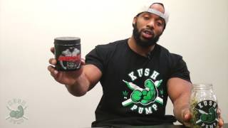 Kush Pump TV Ep.1| Supplement and Strain Review