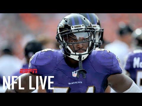 Will Zach Orr Return To The NFL? | NFL Live | ESPN (видео)