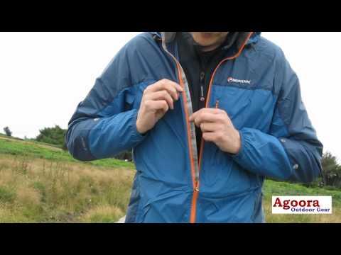 Montane Lite Speed Wind Jacket with Hood - Agoora.co.uk