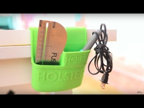 How to Use the Hobby Holster