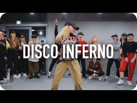 Disco Inferno - 50 Cent / Isabelle Choreography - Thời lượng: 5 phút, 32 giây.