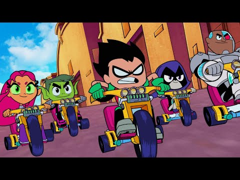 Teen Titans GO! To The Movies – Trailer F3 (ซับไทย)