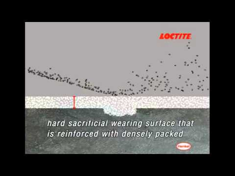 LOCTITE Nordbak Pneu Wear Protect Equipment from Fine Partic