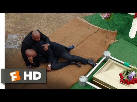 The Best Man Holiday (9/10) Movie CLIP - Mourning Death and Celebrating Life (2013) HD