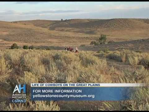 C-SPAN Cities Tour - Billings: The History of Cowboys