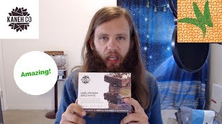 Marijuana Edible Review: Kaneh Co. Triple Chocolate Brownie 250 mg by  Weeats Reviews